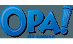 Opa! of Greece RESALES Logo