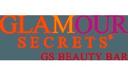 Glamour Secrets MASTER FRANCHISE Logo