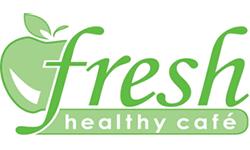FRESH Healthy Cafe Logo