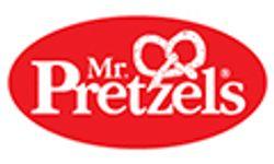 Mr. Pretzels Logo
