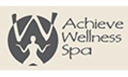 Achieve Wellness Spa Logo