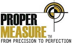 Proper Measure Logo