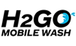 H2GO Mobile Wash  Logo