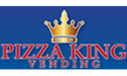Pizza King Vending Logo