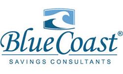 Blue Coast Savings Consultants Logo