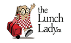 The Lunch Lady Logo