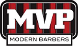 MVP Modern Barbers Logo