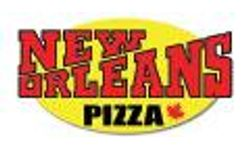 New Orleans Pizza Logo