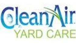Clean Air Yard Care Logo