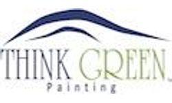 Think Green Painting Logo