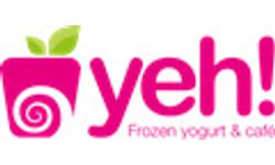 Yeh! Yogurt Logo