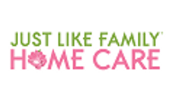 Just Like Family Home Care Logo