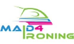 Maid 4 Ironing Logo
