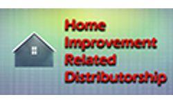 Home Improvement Related Distributorship Logo