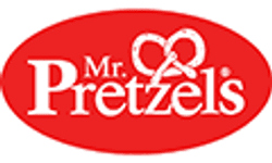 Mr. Pretzels Logo