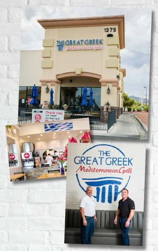 Great Greek Mediterranean Grill