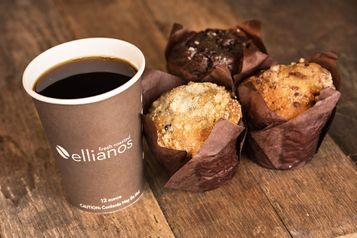 Ellianos Coffee Company franchising information