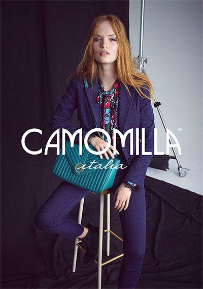 super popolare cfb90 a450b Camomilla Italia | Franchising abbigliamento e accessori donna