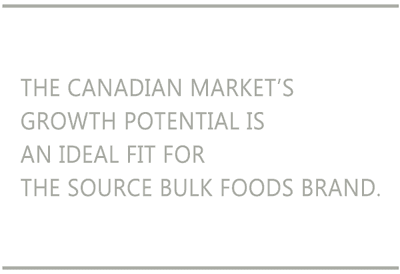 The Source Bulk Foods Franchise Growth