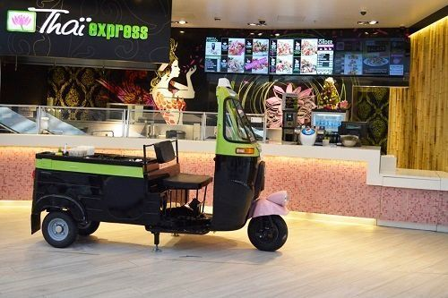 Thai Express Franchise Store