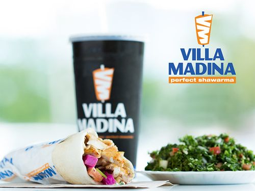 Villa Madina Perfect Shawarma