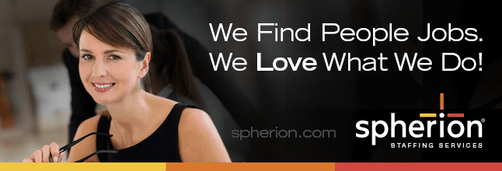 Who is Spherion?
