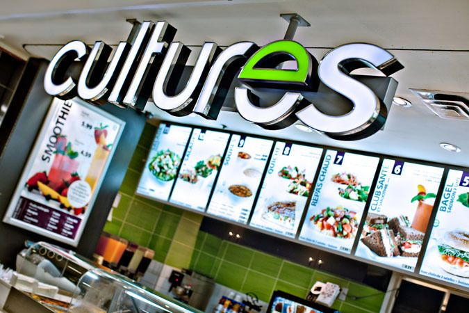 Cultures Fast Food Franchise