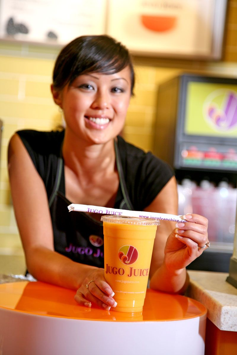 Jugo Juice Franchise Employee