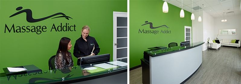 Massage Addict Franchise Opportunity